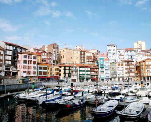 Bermeo puerto