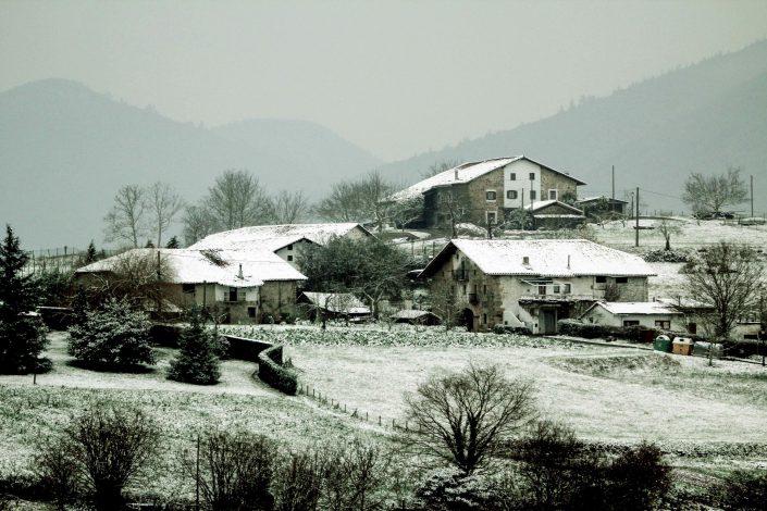 Arratzu nevado
