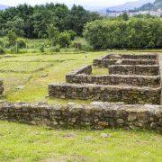 Yacimiento romano de Forua