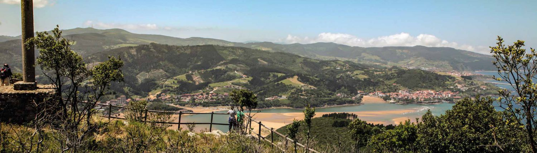 Mirador San Pedro Atxarre