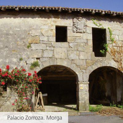 palacio zorroza en Morga