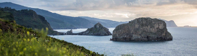 islas desde el mar