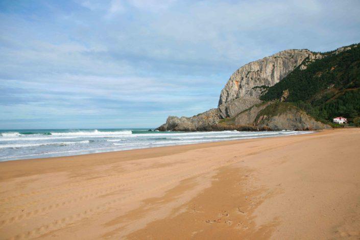 Playa de Laga - Ibarrangelu