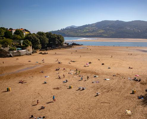 playa laidatxu