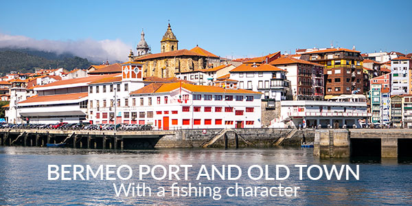 BERMEO PORT AND OLD TOWN