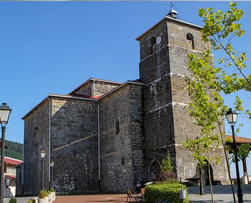Iglesia de Santa-María de Gorostiza