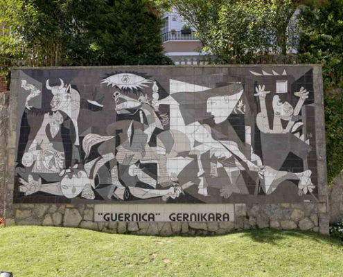 Mural Gernika