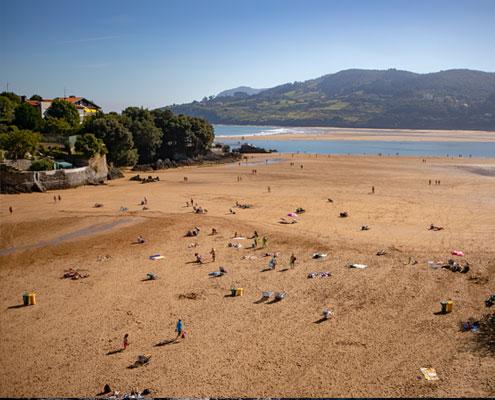 playa Mundaka