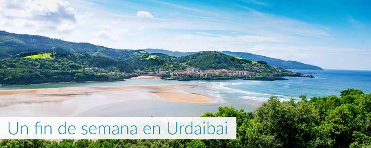 un fin de semana en Urdaibai