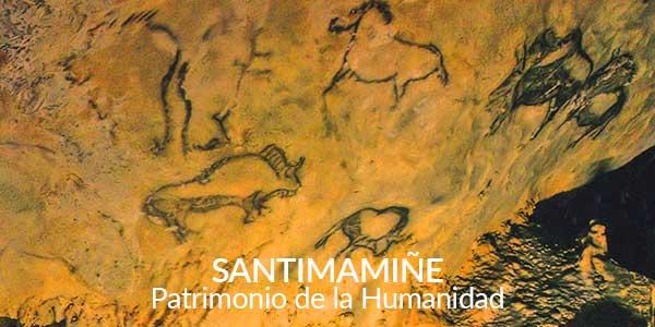 santimamiñe patrimonio de la humanidad