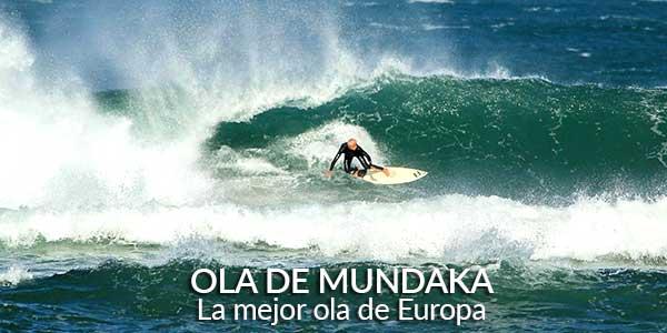 La mejor Ola de Europa