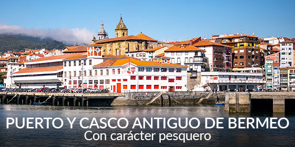 Casco antiguo de Bermeo