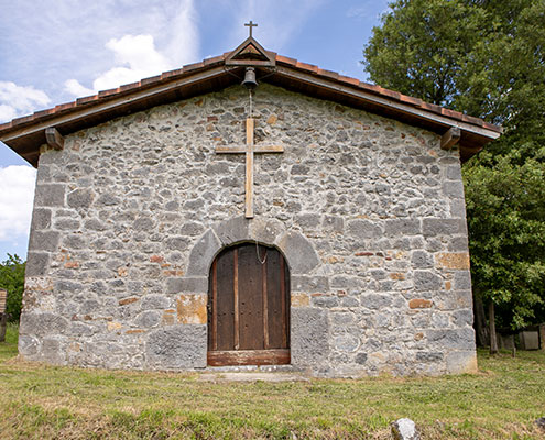 Ermita San Lorenzo de Arteaga