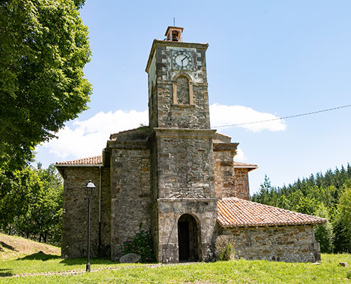 Iglesia San Lorenzo Errigoiti