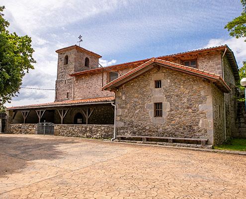 Iglesia Santa Maria de Legendika