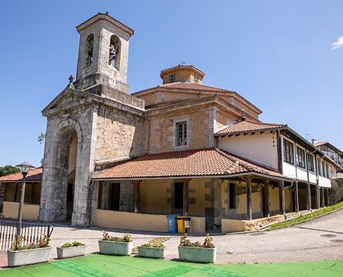 Iglesia de Santa Maria de Murueta