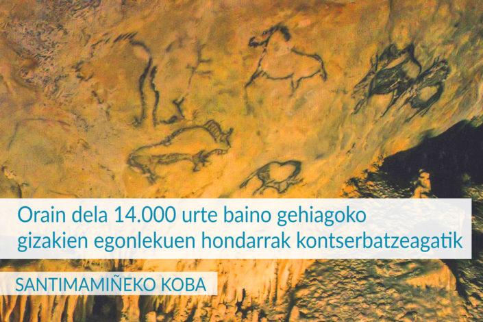SANTIMAMIÑEKO KOBAK
